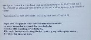 Brev til adv 30-08 -2018 om at få rettet svigsagen mod jyske bank  JYSKEBANKS FUNDAMENT  DEN DANSKE BANK, JYSK EBANK UNDERSØGES FOR   § 279. For #bedrageri § 280. For #mandatsvig § 281. For #afpresning § 282. For #åger § 283. For #skyldnersvig  #Koncernbestyrelsen #JyskeBank Sven Buhrkall Kurt Bligaard Pedersen Rina Asmussen Philip Baruch Jens A. Borup Keld Norup Christina Lykke Munk Johnny Christensen Marianne Lillevang - #Koncerndirektionen #JyskeBank Anders Dam Niels Erik Jakobsen Per Skovhus Peter Schleidt #SvenBuhrækall  #KurtBligaardPedersen  #RinaAsmussen  #PhilipBaruch  #JensBorup  #KeldNorup  #ChristinaLykkeMunk  #JohnnyChristensen  #MarianneLillevang  #AndersDam  #NielsErikJakobsen  #PerSkovhus  #PeterSchleidt Advokat jyske bank #Morten Ulrik Gade  Philip Baruch Jyske Banks advokater fra juridisk afdeling Afdeling:Juridisk #PeterStigHansen  #Nykredit #MetteEgholmNielsen Siger de ikke vil leverer skyts mod #jysk #ebank   :-)  #Lån #Gratis #Tilbud #Rådgivning #ATP #Pension #Pol #Police #LES #LundElmerSandager #Advokat  Øvrige søge ord og kendte medvirkende   Lån super billigt, ingen gebyr rente  Subperlån, Superlån, supperlån.  Billån, boliglån. Opsparing. Pension. - Tivoli fripas Bakken fripas gratis  / Advokat advokater, strafferet ren straffe attest, øknomisk kriminalitet, kriminelt, straffeloven  - Lund Elmer Sandager  Al Capone, Adolf Hitler, Stalling  Michael Rasmussen CEO Nykredit  Anders Christian Dam CEO jyske bank  Advokat Morten Ulrik gade jyske bank  Philip Baruch jyske bank  Advokat Philip Baruch Lund Elmer Sandager  Advokat Mette Egholm Nielsen Nykredit  Inkasso Birgit Bush Thuesen jyske bank - Jyske bank erhverv Hillerød Helsingør Århus Aahus København Silkeborg Valby Østerbro  - Nicolai Hansen bankrådgiver jyskke bank Line Braad Winding jyske bank Casper Dam Olsen bankrådgiver jyske bank Anette Kirkeby bankrådgiver jyske bank Søren Woergaard rådgiver jyske bank CEO Anders Christian Dam - Danske bank jysk   Aktie anbefalinger på jyskebank AKTI