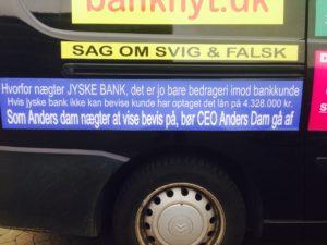 Anders Dam nægter svindel