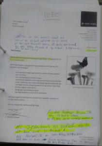 Jb forsøger at gøre brug af rettet fuldmagt 149.102 10-07-2008 for udløbet tilbud bilag 31.