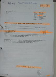 Tilbud 4.328.000 rente 5,0035 %. 21 E/20 år projekt 1. grund 1.599 m2. efter budget 31.