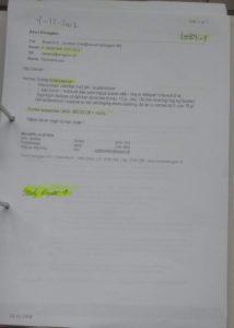 Nyt tilbuds forslag vedr. Bilag 1089 tilbud, Besparelse 1.000.000 kr.
